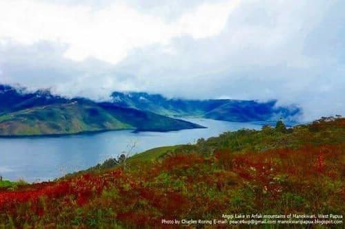 Anggi lakes