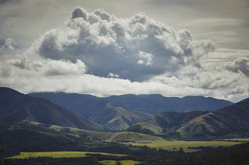 Kebar valley